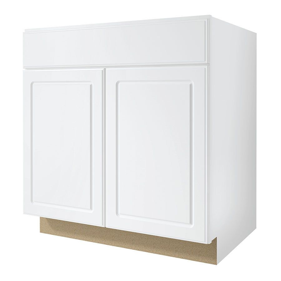 Kitchen Classics Concord 33-in W x 35-in H x 23.75-in D ...