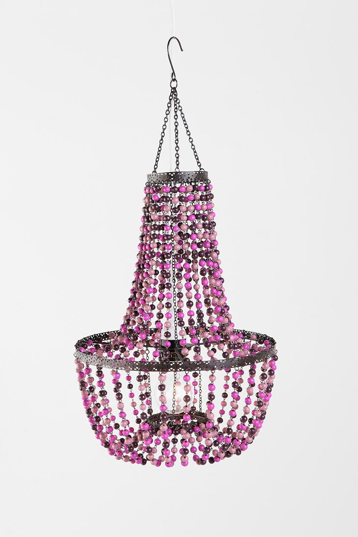 Baja Beaded Chandelier  #UrbanOutfitters