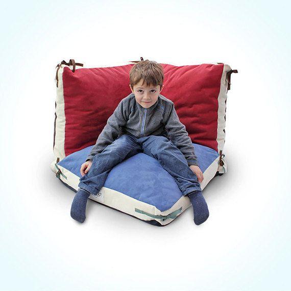 Floor pillow cover, Kids pillow, floor cushion, Large pillow, Big ...