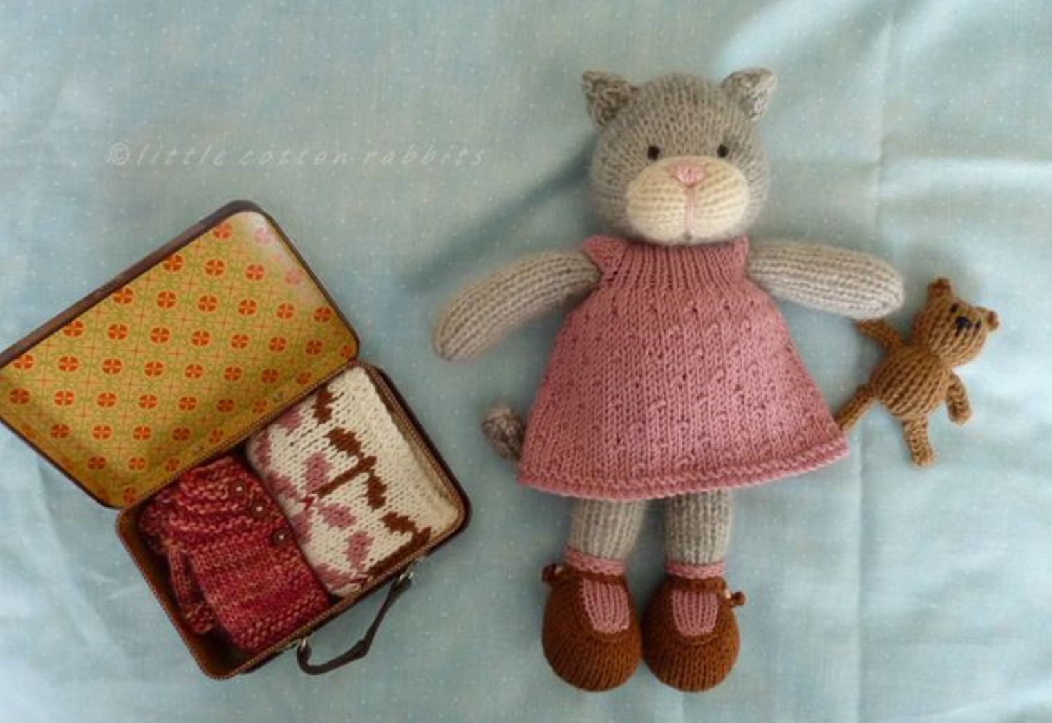 Pin by Elly Rozema on bunny | Pinterest | Knit animals, Rabbit and Bunny