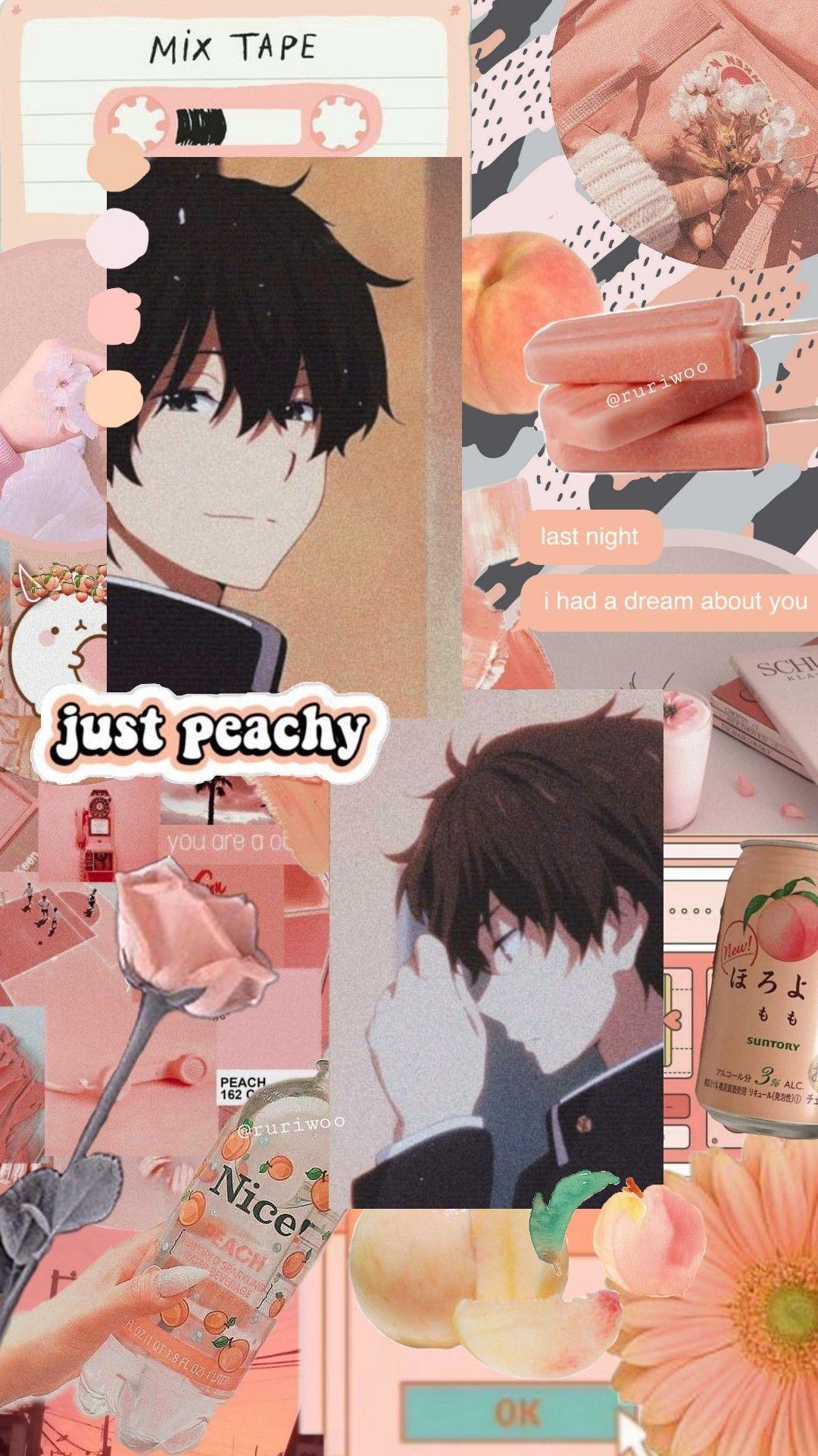 Oreki Houtarou Hyouka Aesthetic Pict Di 2020 Seni Anime Gambar Anime Seni