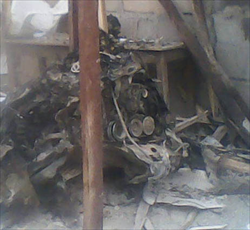 Nigeria: Church Bombed in Jos      Boko Haram terrorists bombed a large church in Jos on Sunday, killing a church member and a baby, along with themselves.