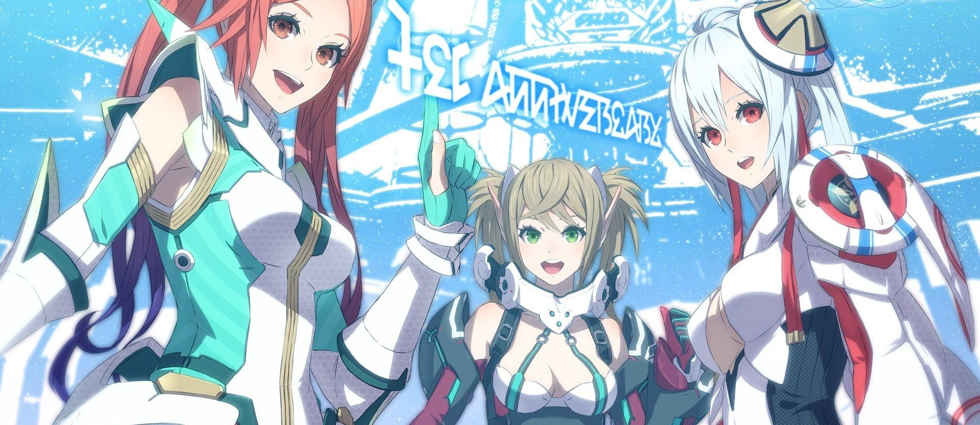 Phantasy Star Online 2 is Getting an Anime Series ゲーム