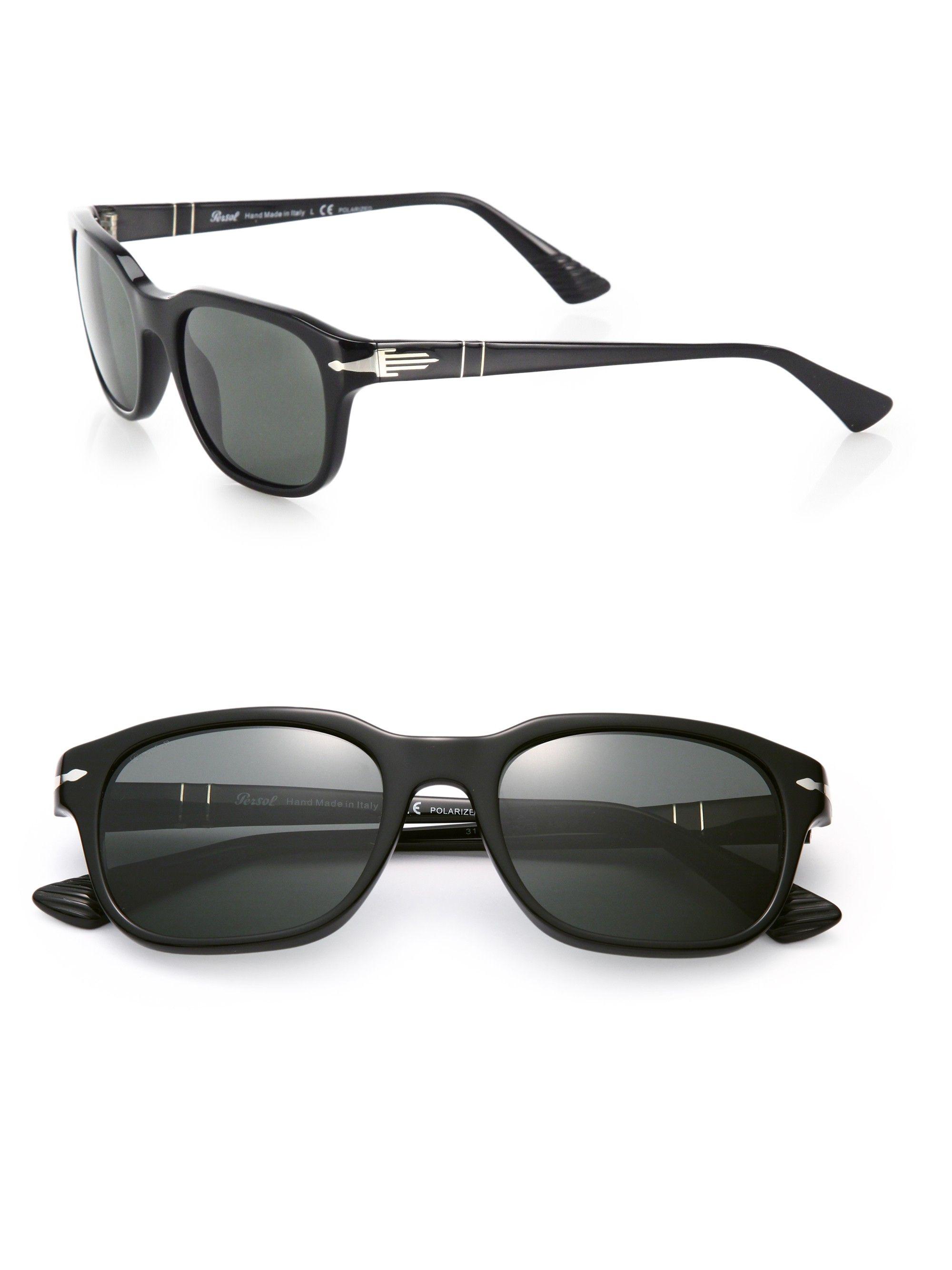 2d9b749689 PERSOL 53MM Square Sunglasses.  persol