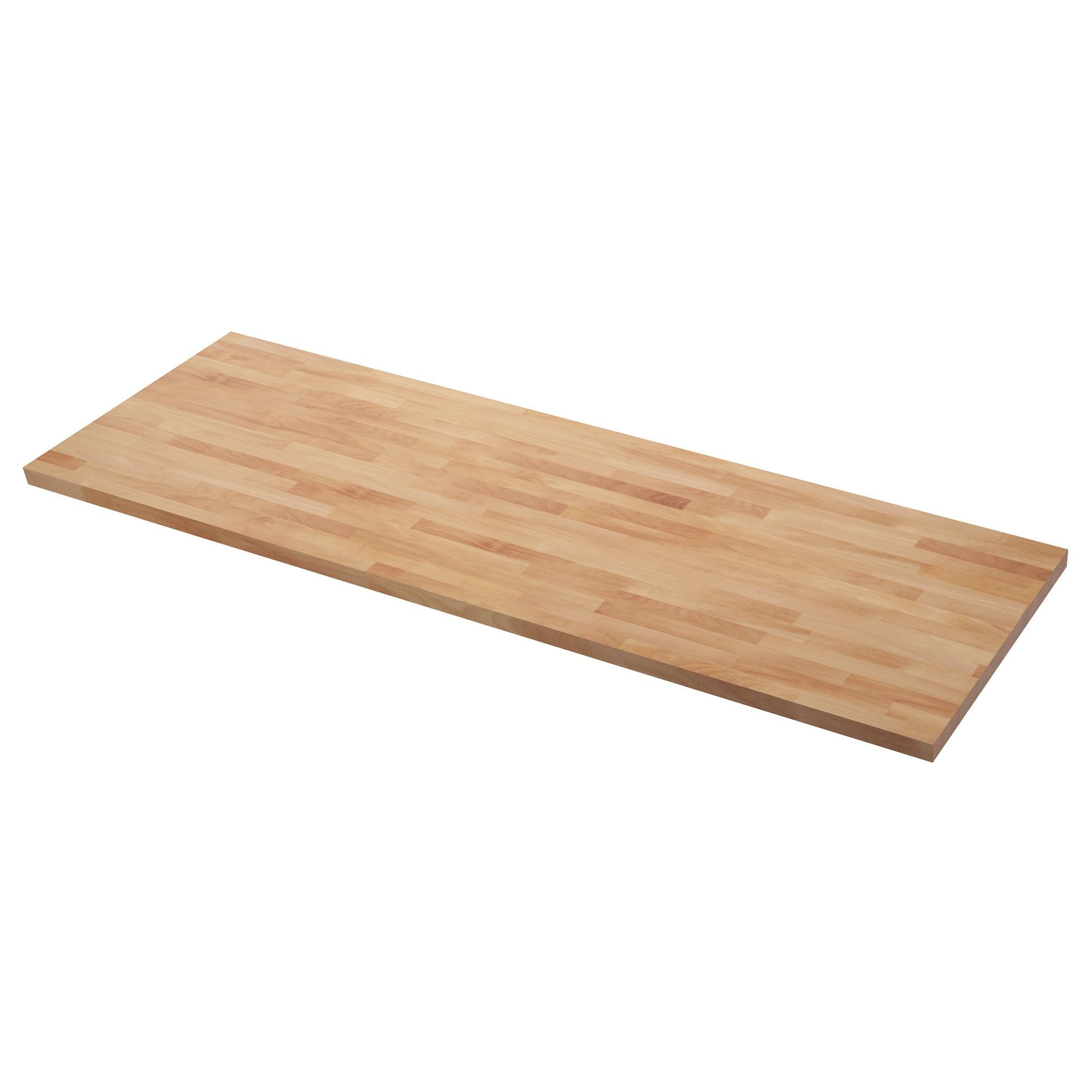 Skogarp Massarbeitsplatte Buche Massivholz Ikea Osterreich Arbeitsplatte Holz Und Ikea Produkte