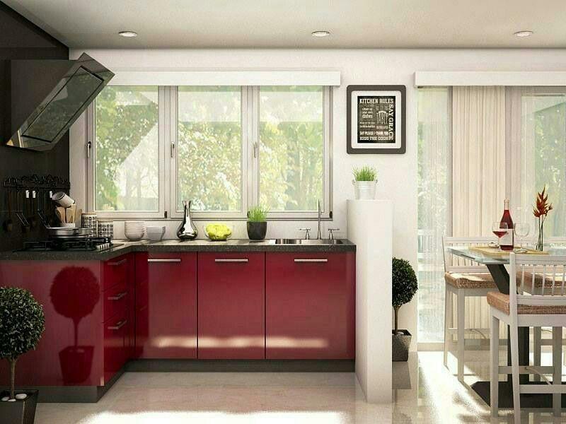 مطابخ المنيوم في الرياض 0508753032 مطبخ مطابخ محلات مطابخ تفصيل مطابخ تصميم مطابخ المنيوم Kitchen Interior Kitchen Decor Home Decor Kitchen