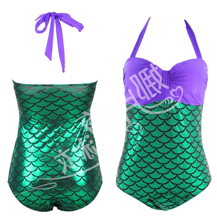 28.00$  Buy now - https://alitems.com/g/1e8d114494b01f4c715516525dc3e8/?i=5&ulp=https%3A%2F%2Fwww.aliexpress.com%2Fitem%2F2016-Woman-Bikini-Mermaid-Splicing-Color-Piece-Swimsuit-To-Increase-The-Plus-Mermaid-s-Tail-Bikini%2F32693832011.html - 2016 Woman Bikini Mermaid Splicing Color Piece Swimsuit To Increase The Plus+ Mermaid's Tail Bikini 28.00$