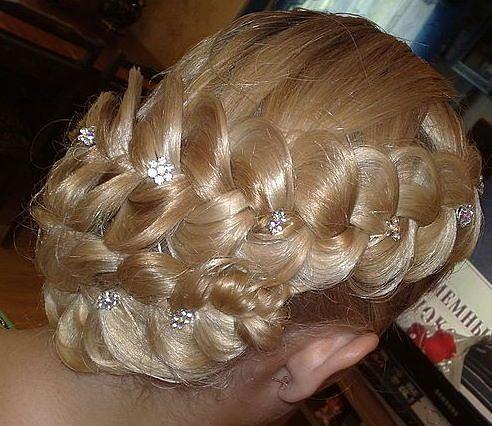 плетение волос прически фото: 26 тыс изображений найдено в ...