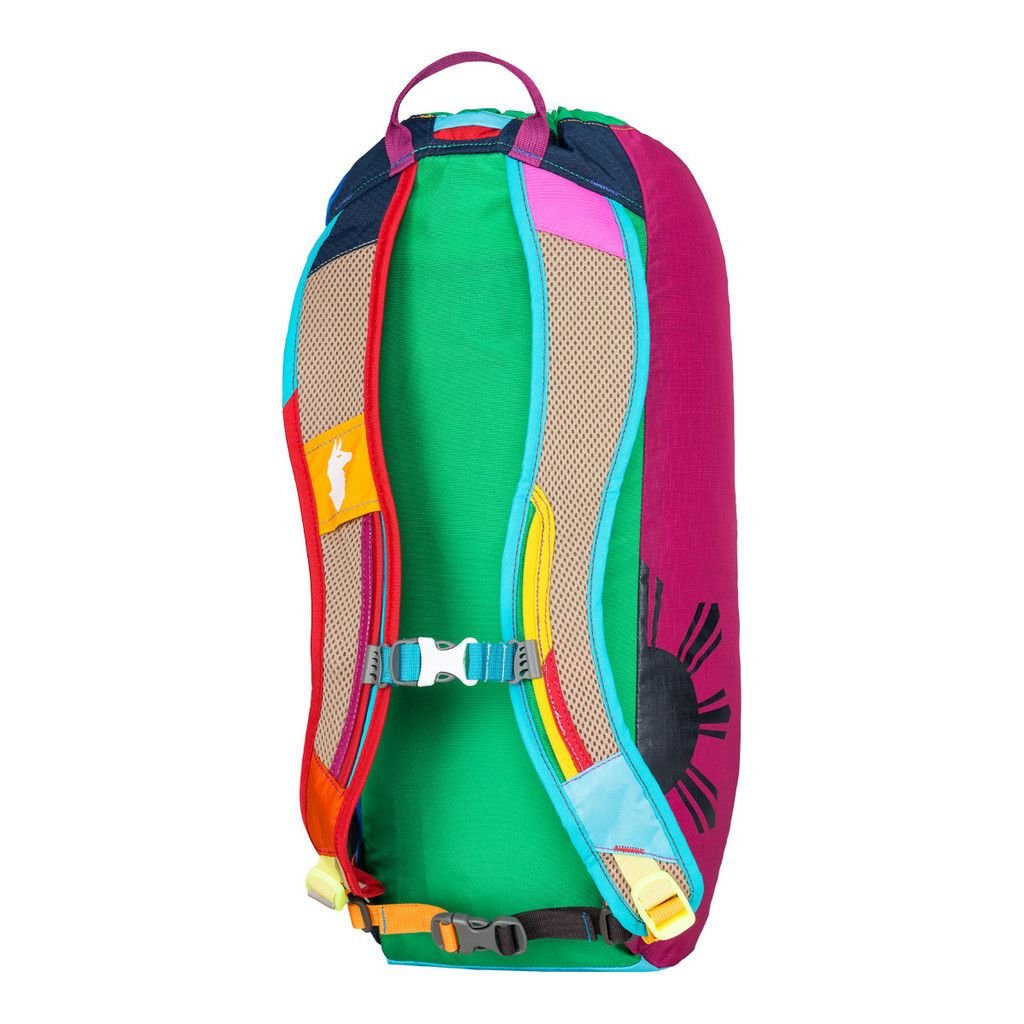 855dcbc0c3 Backpacks - Luzon 18L Daypack - Del Dia - I m Feeling Lucky