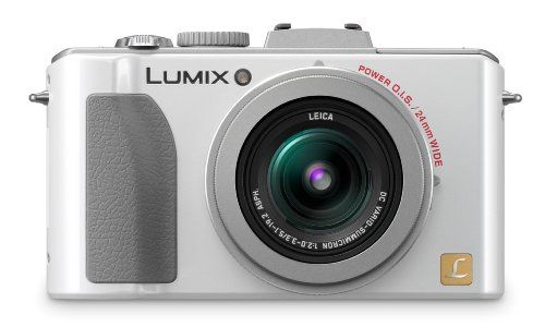 Panasonic Lumix DMC LX5 101 MP Digital Camera With 38x Optical Image Stabilized Zoom And 30 Inch LCD