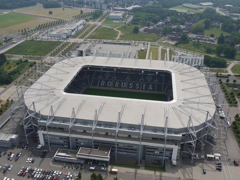 Borussia Park Mönchengladbach