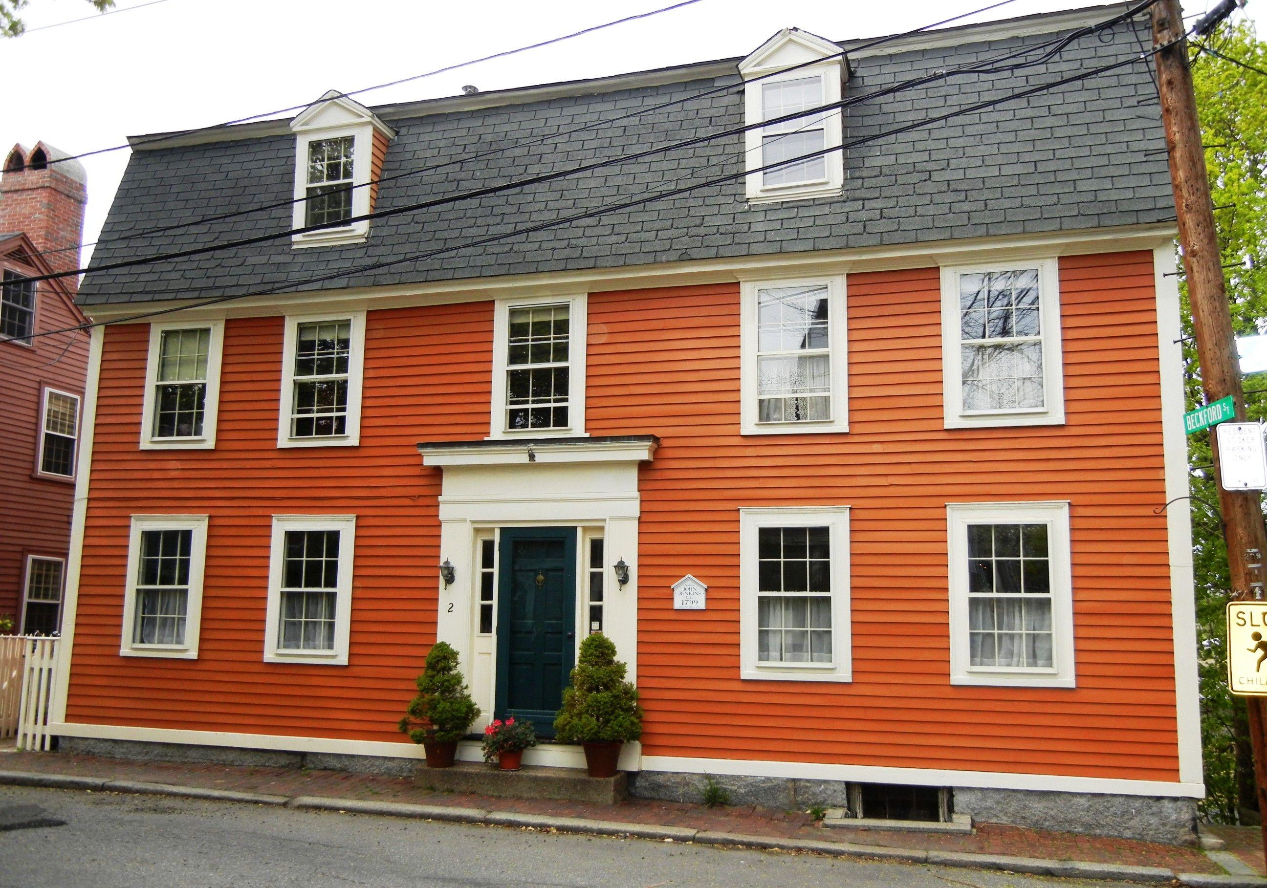 Orange house project