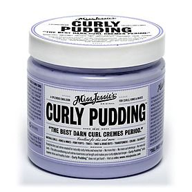 "The Best Products for Taming Frizzy Hair: ""Best Darm Curl Cremes Period"": Miss Jessie's Curly Pudding"