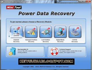 power data recovery software with serial key