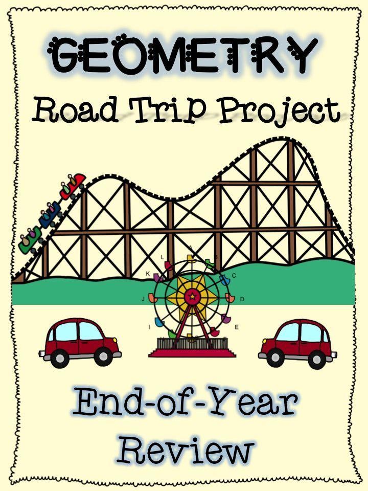 Geometry Road Trip Project | - Math Explorations
