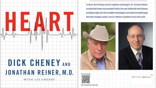 Heart by Dick Cheney and Dr. Jonathan Reiner
