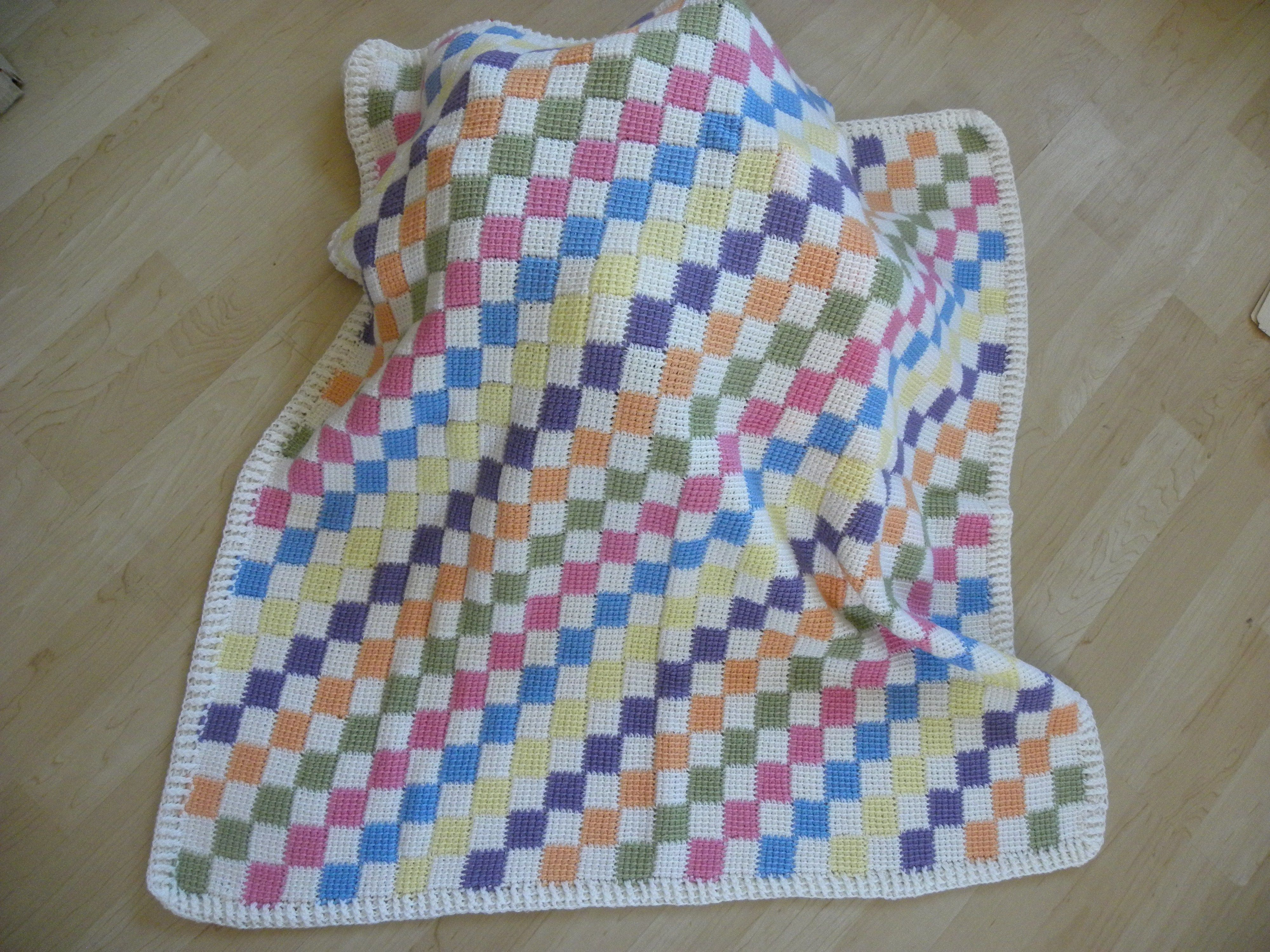 Free pattern baby blanket follow the step by step tutorial video free pattern baby blanket follow the step by step tutorial video baditri Image collections