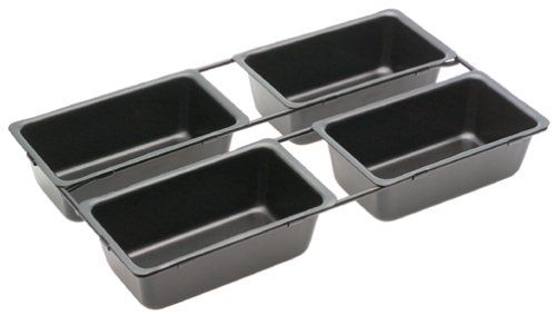 Roshco Non Stick Mini Loaf Pan Set Of 4 Insider S Special