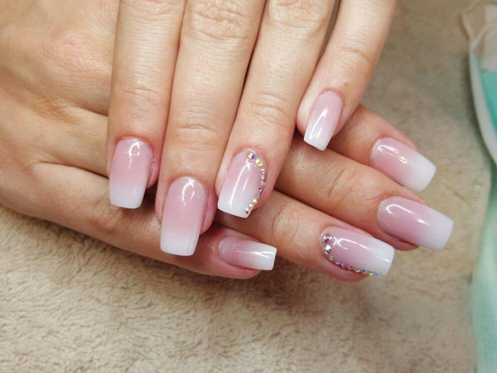 French fade Tammy Taylor Nails South Africa Mel Viljoen ...