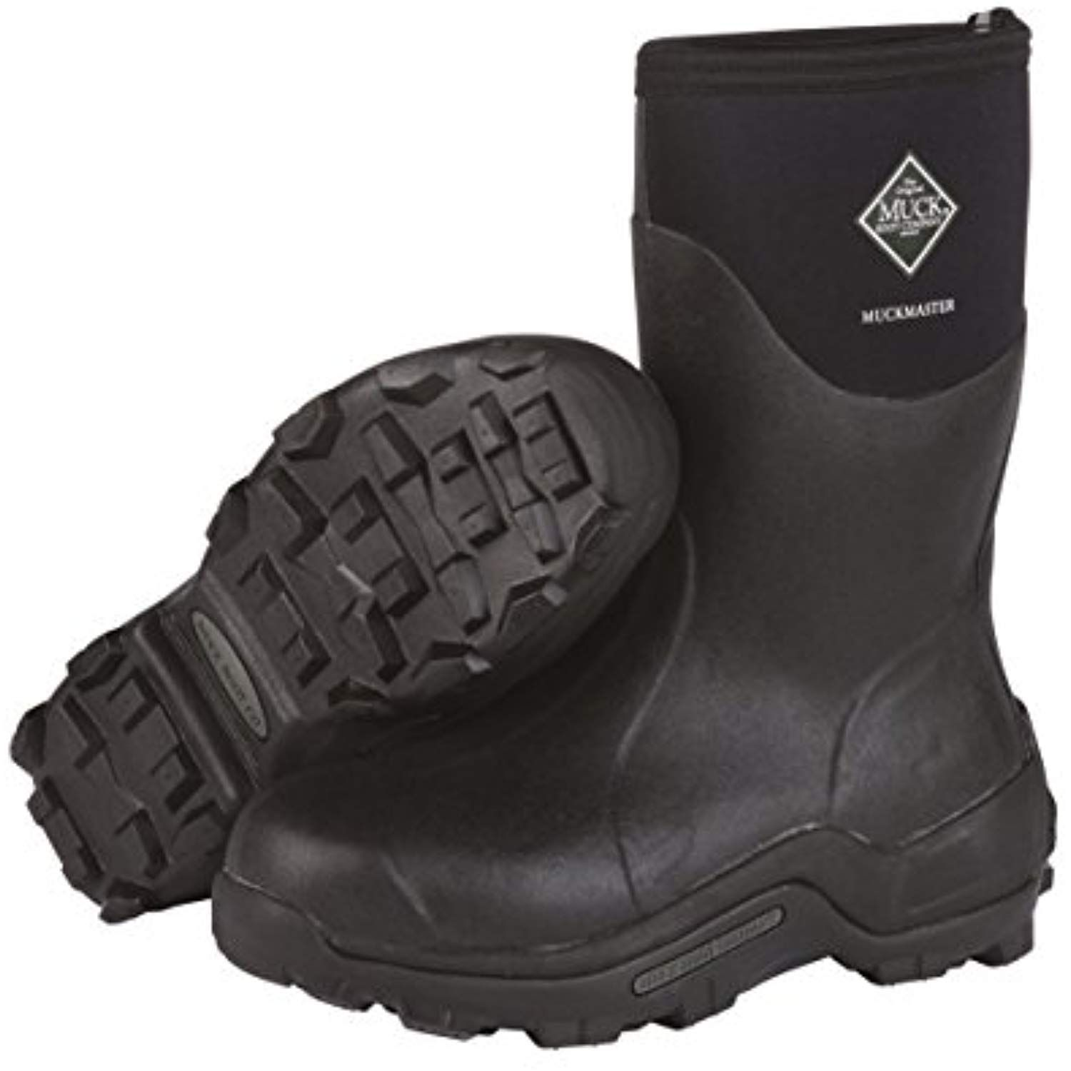 Muckmaster Commercial Grade Rubber Work Boot >>> Want to