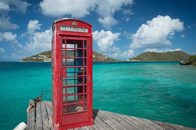 Tortola British Virgin Islands Shopping Marina Cay British