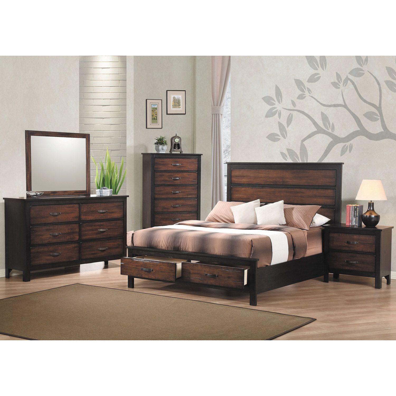 Best Picture Of Conway 5 Piece Bedroom Set 5 Piece Bedroom 400 x 300