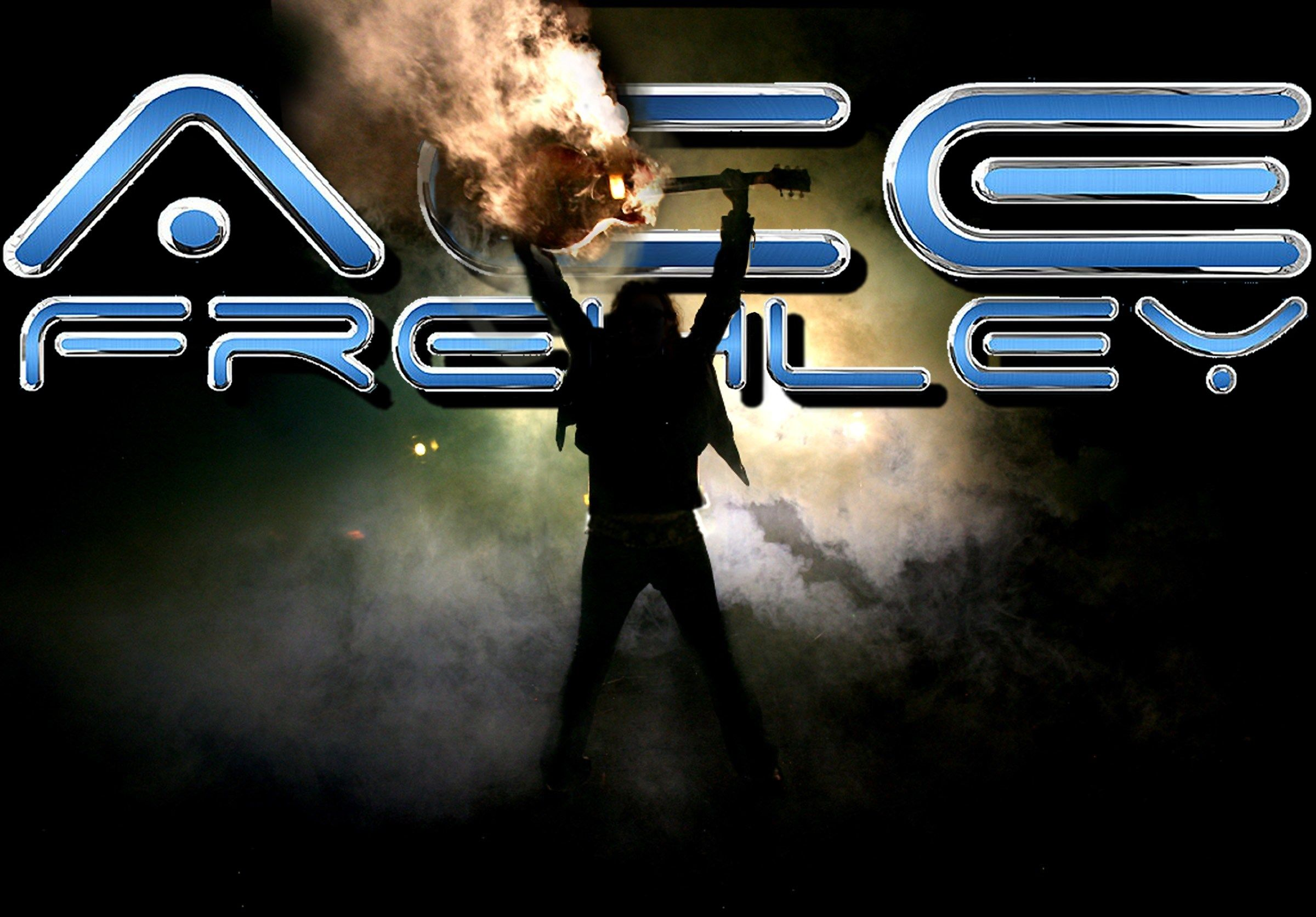 ace frehley outer space wallpaper
