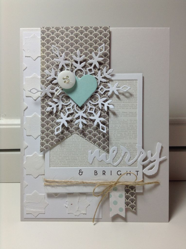 Holiday Card Workshop Day 1 - Easy to Duplicate Cards | Flickr - Photo Sharing!