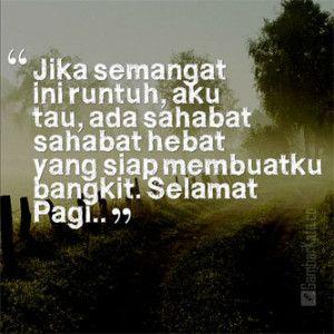 Gambar Kata Kata Ucapan Selamat Pagi Good Night Quotes Kutipan