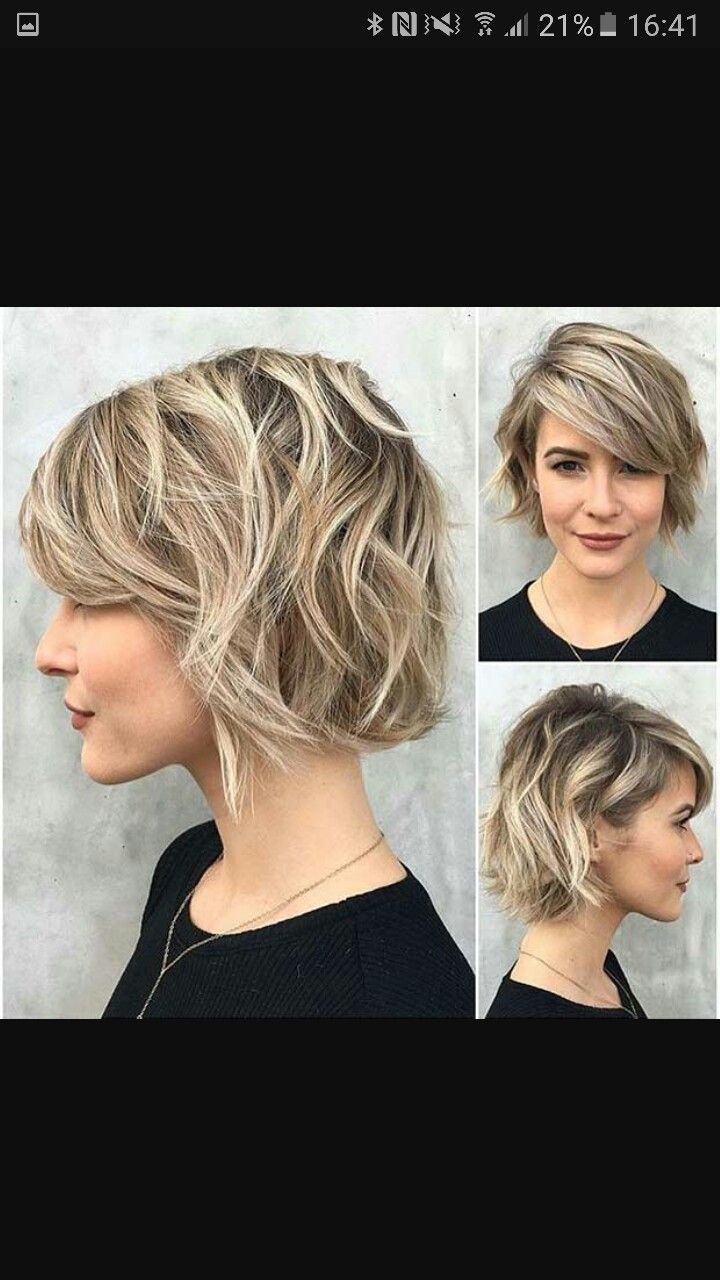 Pin by Susie Womack on hair | Short hair trends, Short hair styles, Short  wavy hair