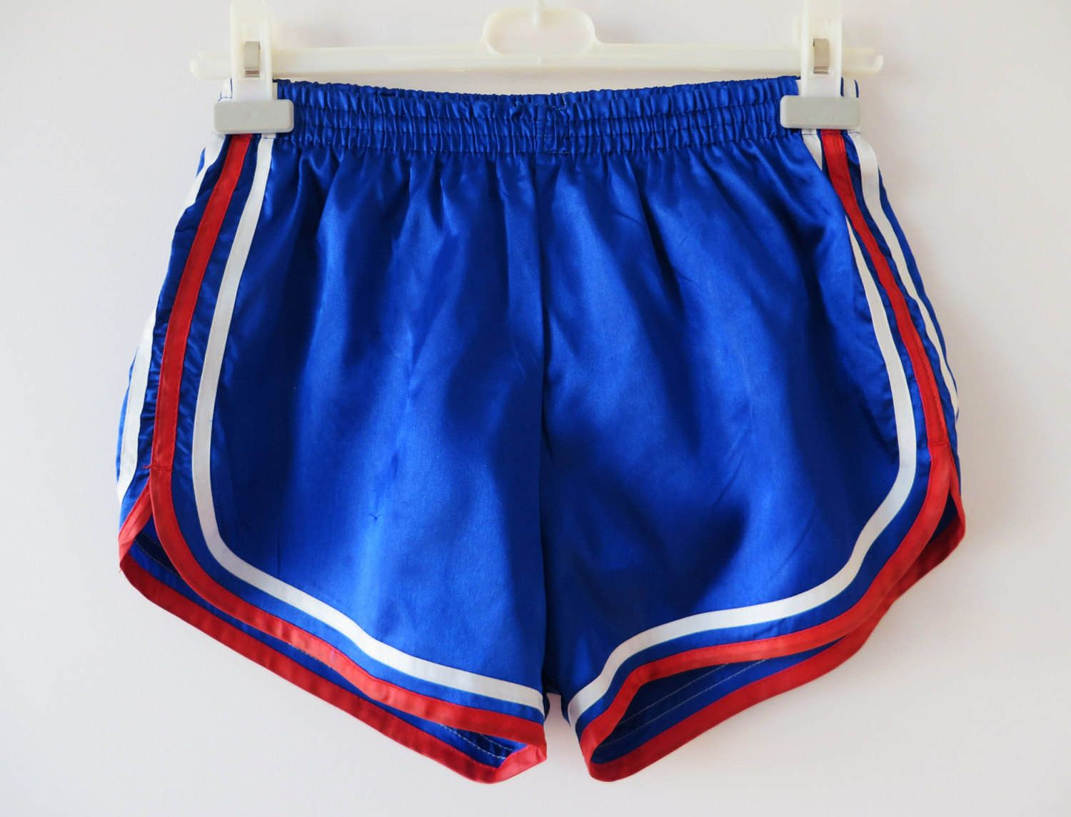 80s sports shorts