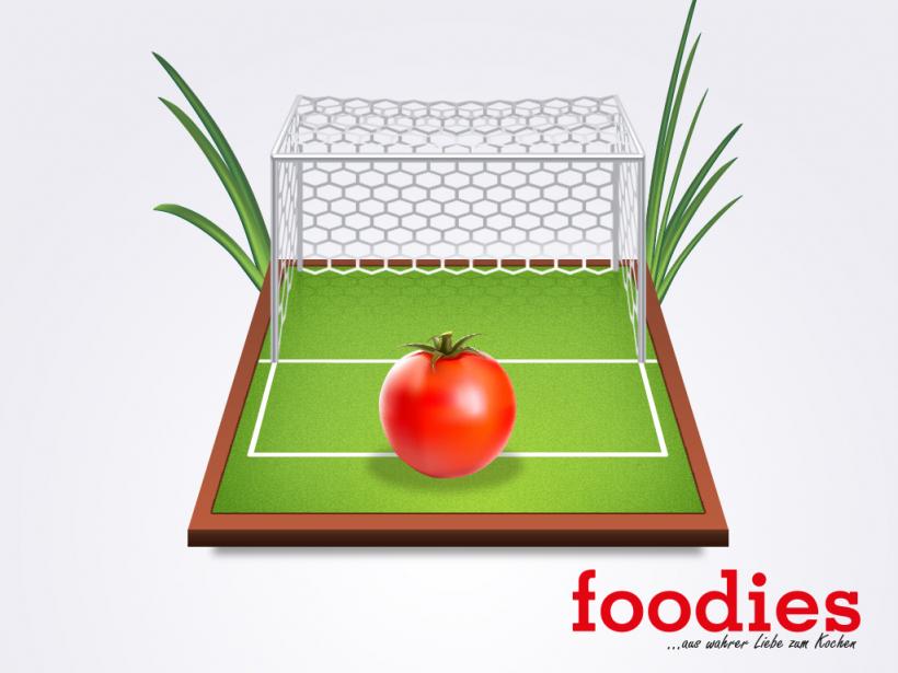 foodies WM-Küche: mit Rezepten aus Mexiko: Chiles Rellenos und den Niederlanden: Heete bliksem sowie Gruppencocktails
