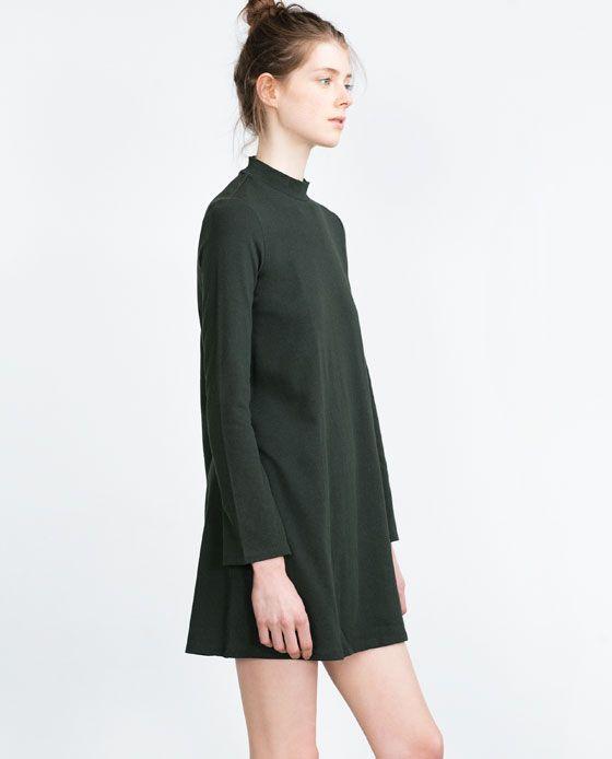 519c2e6a Image 2 of FLOUNCE DRESS from Zara | things to wear | Dresses, Zara ...