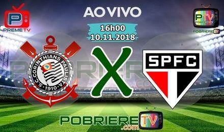 POBRIERE TV   Flamengo hoje, São paulo hoje, 10 de outubro