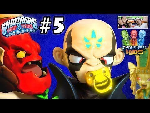 BOMB BUDDIES!   Skylanders: Trap Team FULL PLAYTHROUGH #3 - YouTube