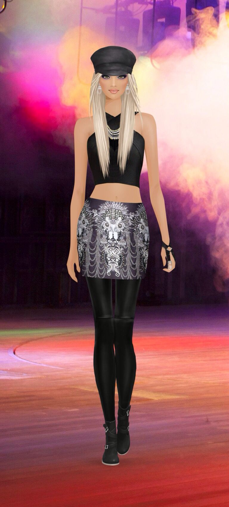 Rock Star 39 S Girlfriend Covet Fashion Pinterest Girlfriends And Covet Fashion
