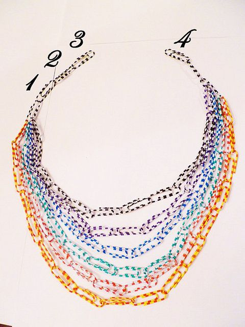 12 Dec 20 - Paperclip Necklace (5) by the joy of fashion, via Flickr