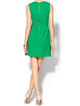 Pim and larkin colorblock dress