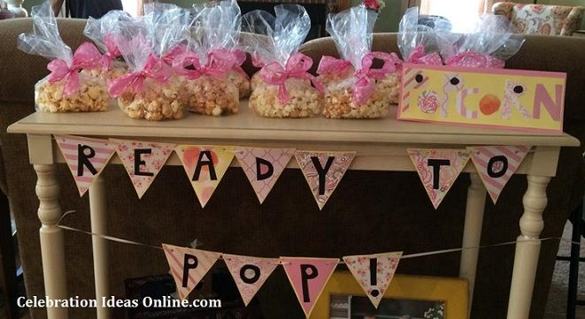 Easy And Inexpensive Baby Shower Favor Idea Celebrate That Mom Is