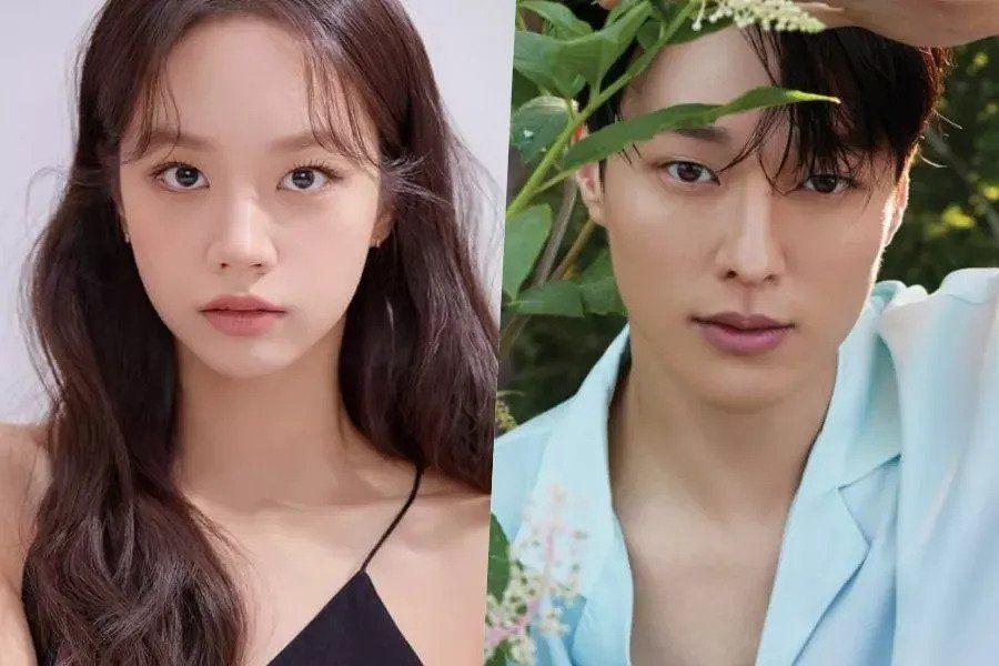 Girl's Day's Hyeri And Jang Ki Yong Confirmed For New Fantasy Drama