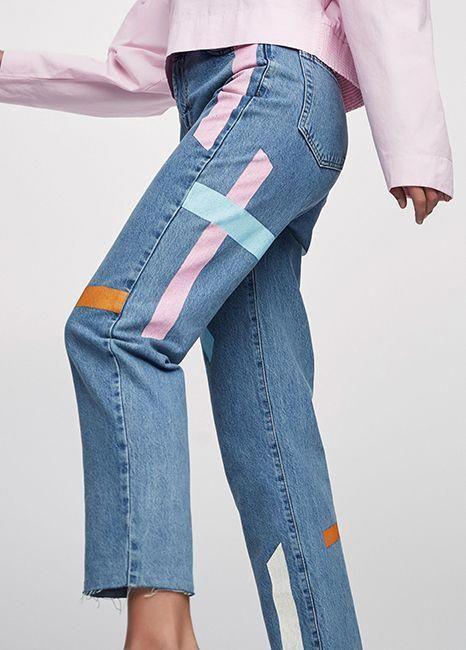 Photo of La versión más alocada de los jeans #Jeans