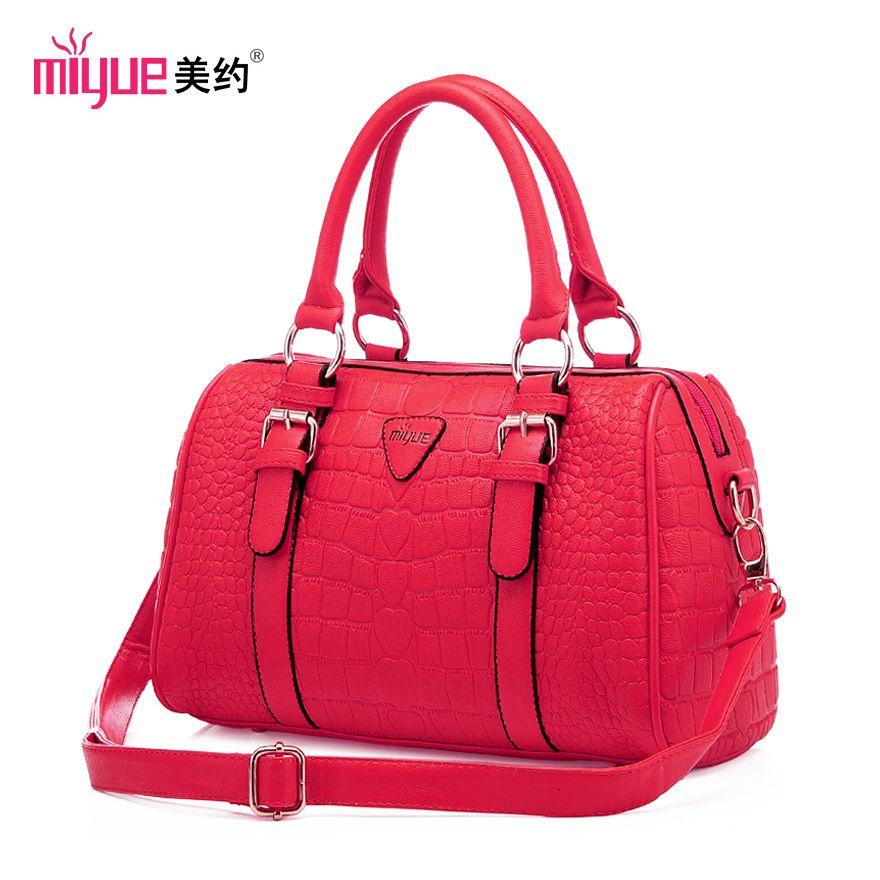 Guaranteed 100 Messenger Bags My5 5 Designer Handbags Famous Brand Miyue Free Shipping 55 80