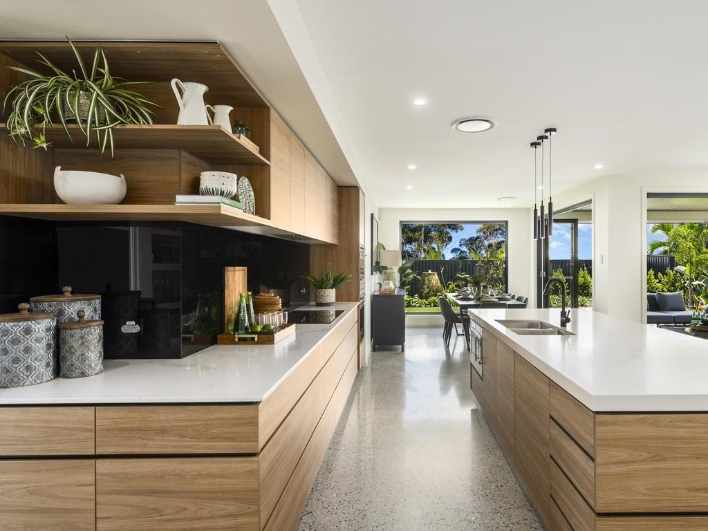 Gold Coast display homes at Helensvale crowned top awards