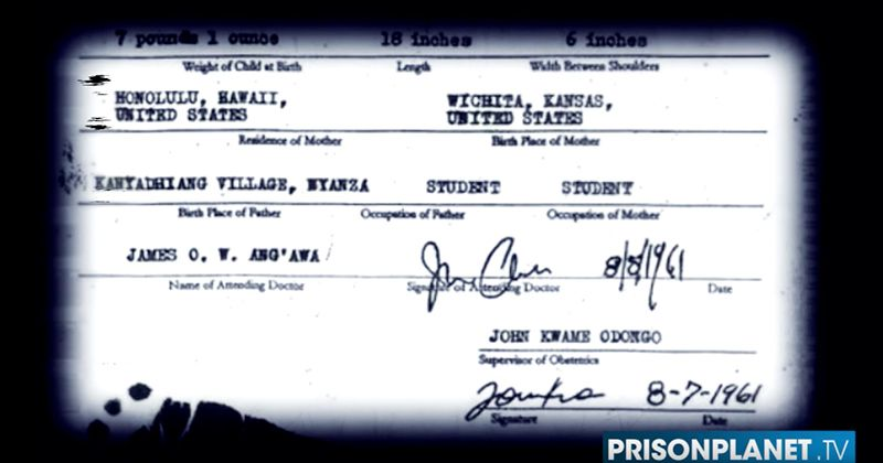 Obama\'s Kenyan Birth Certificate: Validation Or Distraction ...