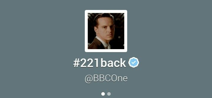 BBC One just changed their twitter name guys! What is happening?? Something about the christmas special I hope!
