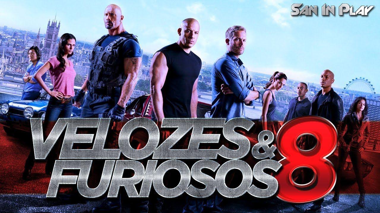 Velozes E Furiosos 8 Filme Completo Dublado Com Imagens
