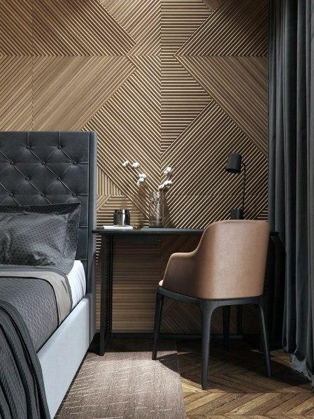 Top 50 Best Textured Wall Ideas Decorative Interior Designs In 2020 Hotel Room Design Bedroom Design Bedroom Interior
