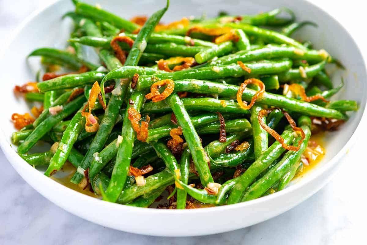 Green Bean Salad Recipe Easy