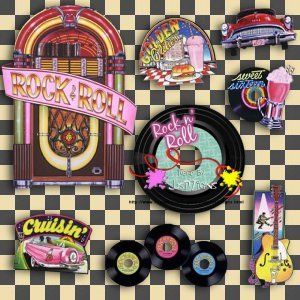 Rock Roll 50s Rock And Roll 1950s Rock And Roll Rock And Roll