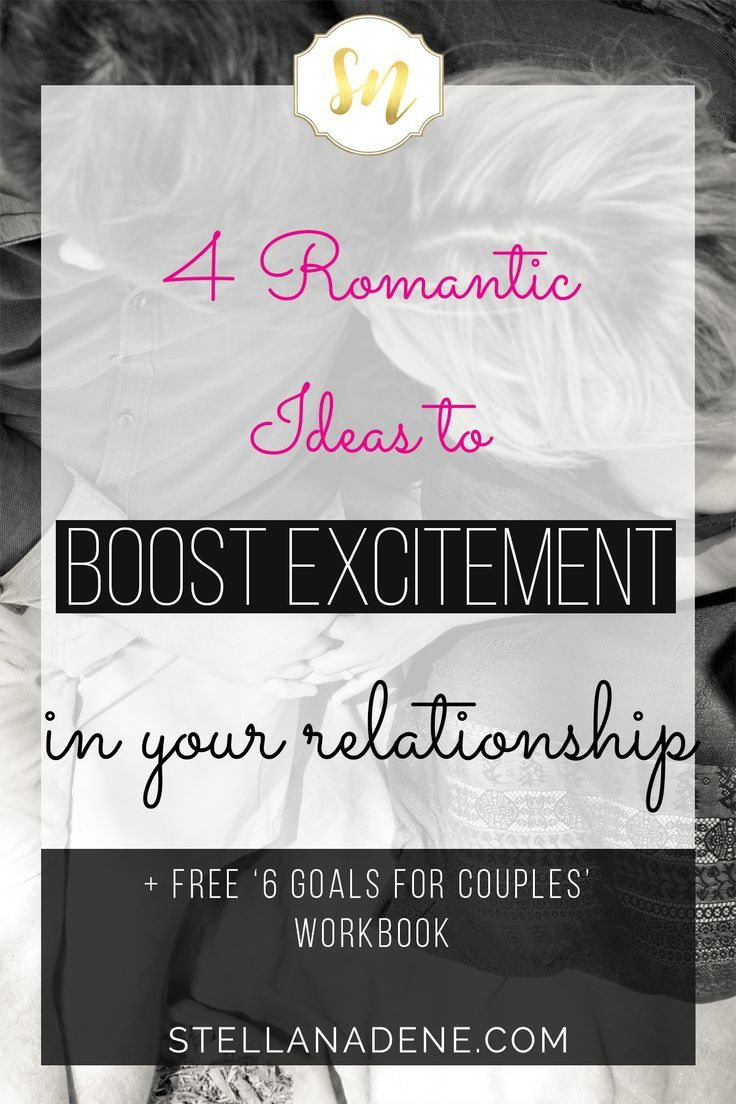 4 Romantic Ideas to Boost Excitement In Your Relationship | Mummy ...